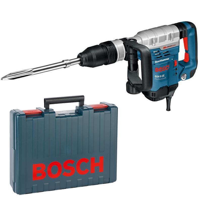 Bosch percutor cincel martillo gsh 5 ce ebay - Martillo percutor bosch ...