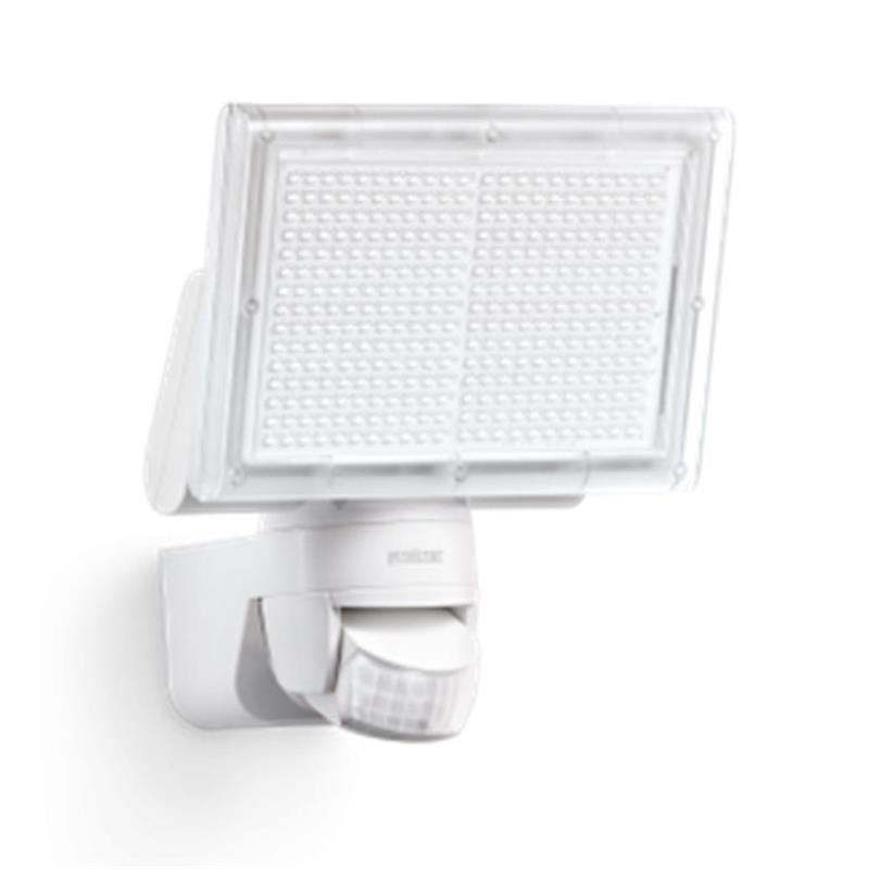 steinel capteur led projecteur xled home 3 blanc 582210. Black Bedroom Furniture Sets. Home Design Ideas