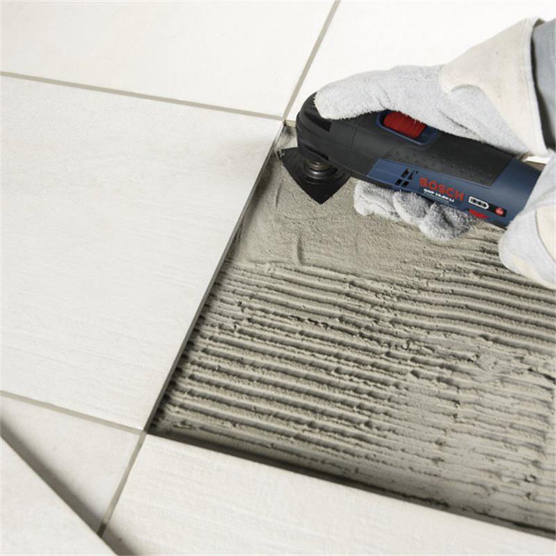 bosch hm riff schleifplatte avz 78 rt f r holz m rtel und fliesenkleber ebay. Black Bedroom Furniture Sets. Home Design Ideas