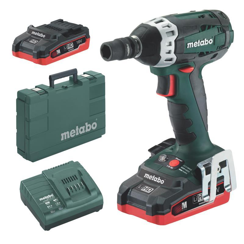 metabo 18 volt akku schlagschrauber ssw 18 ltx 200. Black Bedroom Furniture Sets. Home Design Ideas