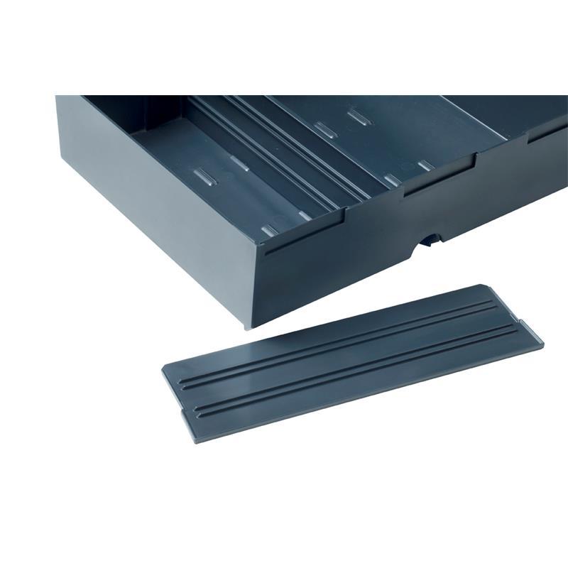 tanos 2 trennstege gro f r schubladen systainer 561222 ebay. Black Bedroom Furniture Sets. Home Design Ideas