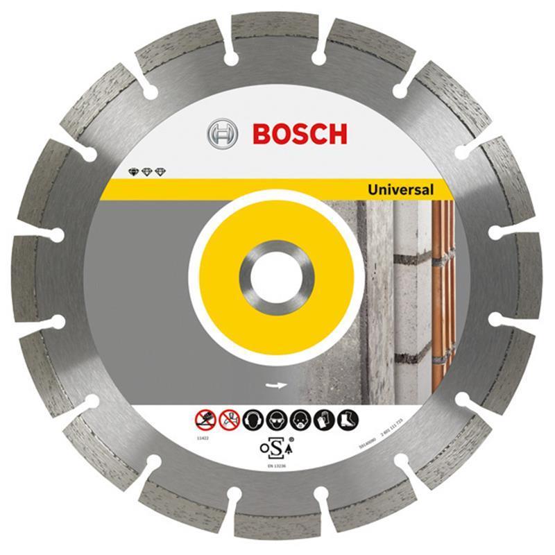 bosch diamant trennscheibe professional eco 125mm upe ebay. Black Bedroom Furniture Sets. Home Design Ideas