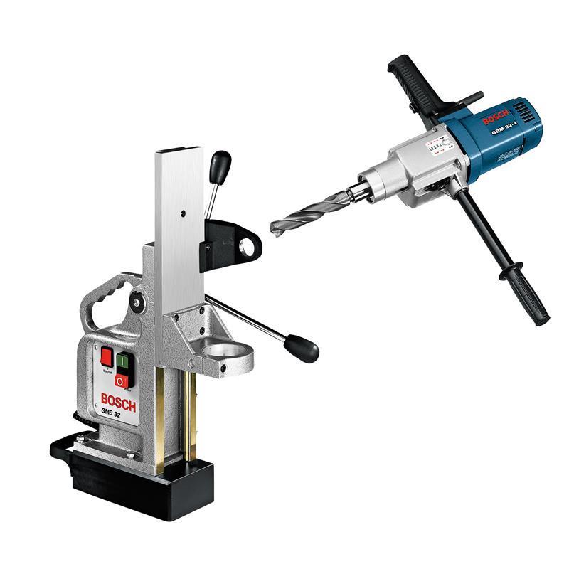 bosch drill gbm 32 4 magnetic drilling gmb 32 ex display. Black Bedroom Furniture Sets. Home Design Ideas