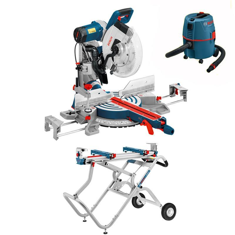 bosch kapp and mitre saw gcm 12 gdl gas 1200 l gta 2500 w ebay. Black Bedroom Furniture Sets. Home Design Ideas