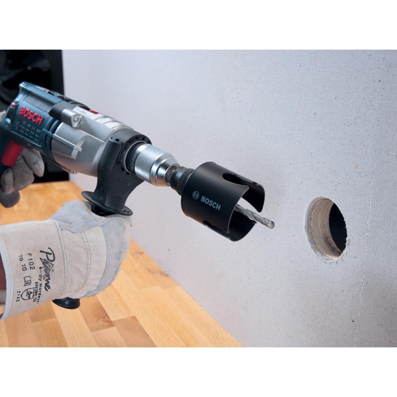 bosch scie cloche speed pour multiples construction 152mm. Black Bedroom Furniture Sets. Home Design Ideas