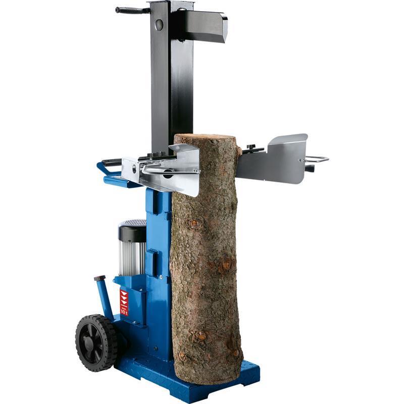 scheppach hl1010 holzspalter brennholzspalter hydraulikspalter 10 t 400 v 3 3kw ebay. Black Bedroom Furniture Sets. Home Design Ideas