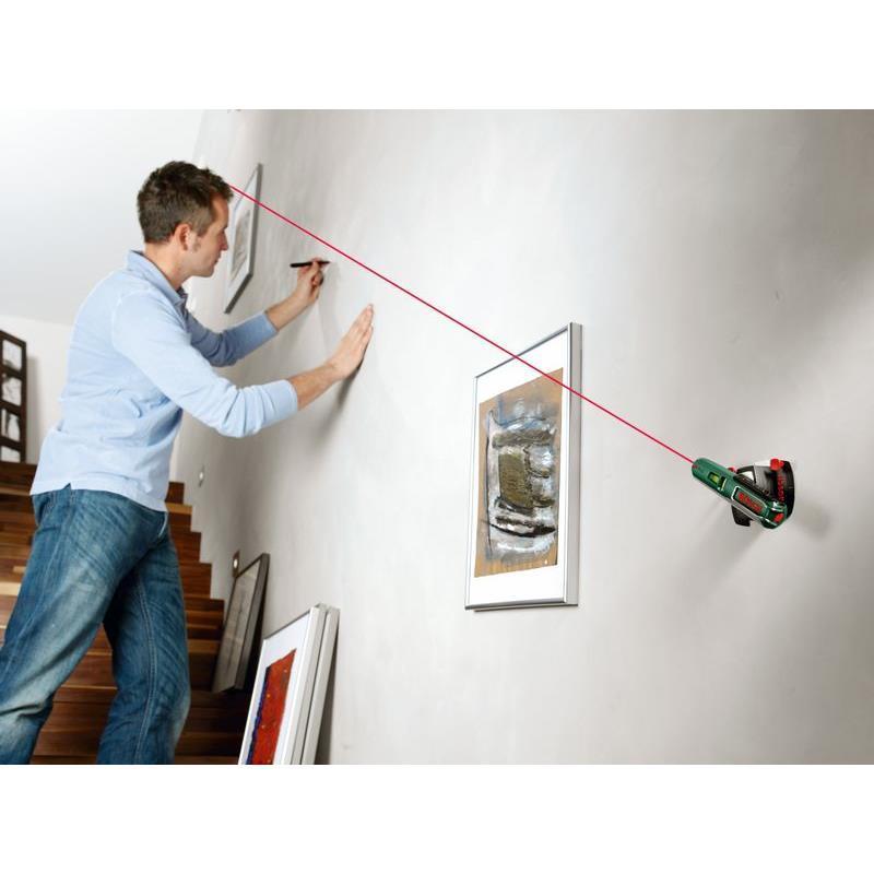bosch linienlaser laser wasserwaage pll 5 vorf hrger t ebay. Black Bedroom Furniture Sets. Home Design Ideas