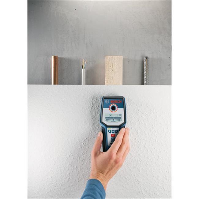 bosch leitungssucher ortungsger t multidetektor gms 120 ebay. Black Bedroom Furniture Sets. Home Design Ideas