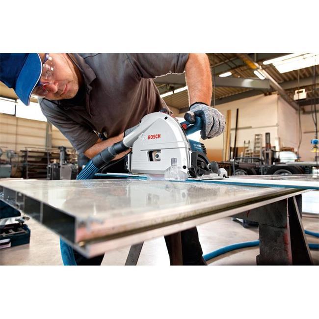 Bosch plong e scie circulaire gkt 55 gce dans carton ebay for Machine plonge professionnel