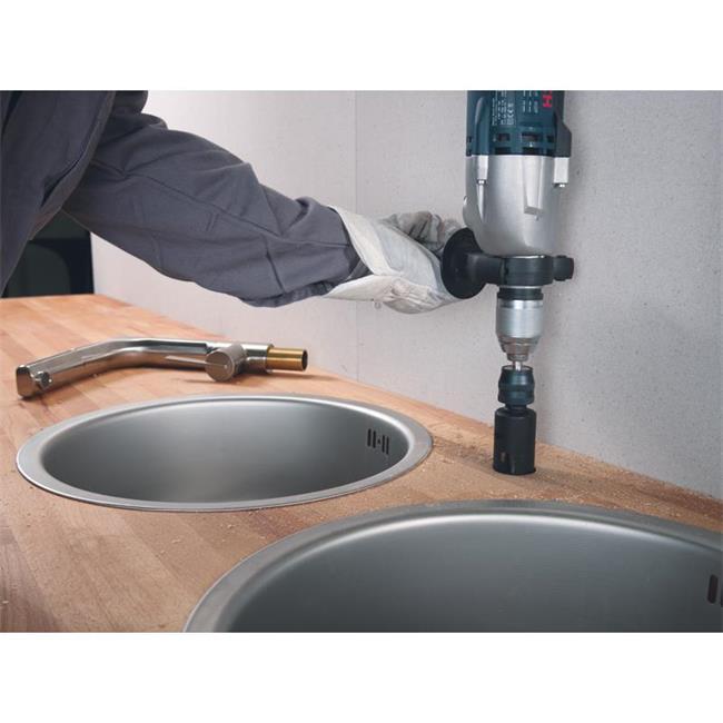 bosch scie cloche speed pour multiples construction 40mm. Black Bedroom Furniture Sets. Home Design Ideas