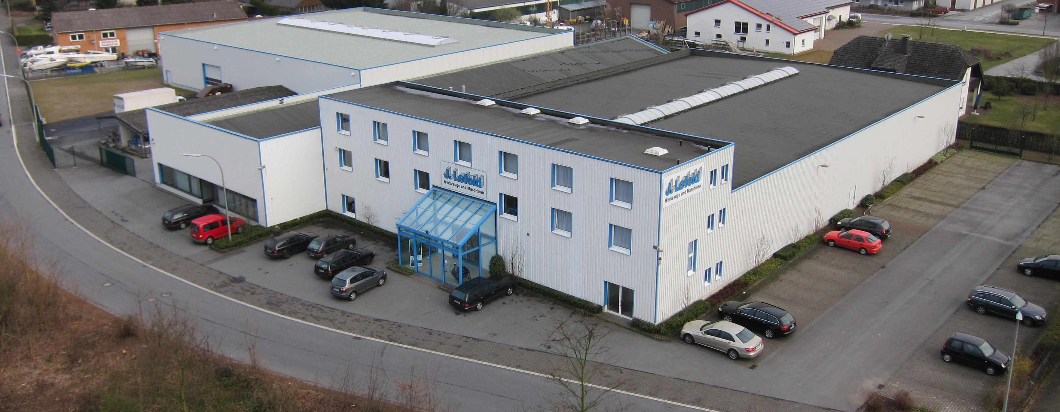 2011 Logistikzentrum