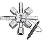 Knipex TwinKey für gängige Schränke und Absperrsysteme 001101