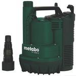 Metabo Klarwasser Tauchpumpe TP 12000 SI Flachsaugend Auspumpen Teich Becken