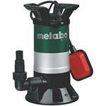 Metabo Schmutzwasser Tauchpumpe PS 15000 S Auspumpen Umwälzen Bewässerung Teich
