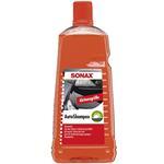 SONAX AutoShampoo Konzentrat 2 L, Pflege Shampoo Lack Pflege
