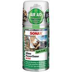 SONAX KlimaPowerCleaner Apple-Fresh 100 ml Verdampfer für Klimaanlage Reiniger