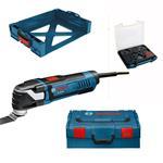 Bosch Multifunktionswerkzeug GOP 300 SCE Set