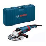 Bosch Winkelschleifer GWS 24-230 LVI mit Totmannschalter , im Koffer