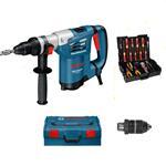 Bosch Bohrhammer GBH 4-32 DFR Set inkl. Wiha Set