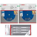 Bosch HM-Sägeblatt 160x2,2x20 Z48 Expert for Wood