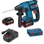 Bosch Akku-Bohrhammer GBH 18 V-EC 2x6,0 Ah/L-Boxx