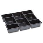 Sortimo Kleinteileeinsatz 8 Mulden 102 für L-Boxx 102