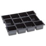 Sortimo Kleinteileeinsatz 12 Mulden 102 für L-Boxx 102
