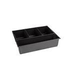 Sortimo Kleinteileeinsatz 4 Mulden 136 für L-Boxx 136 + LS-Boxx