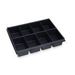 Sortimo Kleinteileeinsatz 8 Mulden 72 für i-Boxx 72