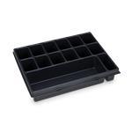 Sortimo Kleinteileeinsatz 14 Mulden 72 für i-Boxx 72