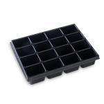 Sortimo Kleinteileeinsatz 16 Mulden 72 für i-Boxx 72