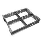 Sortimo Trennblech-Set 4F (4fach) 102 für L-BOXX 102 , Variabel steckbar