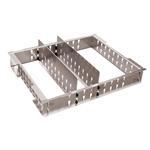 Sortimo Trennblech-Set 3F (3fach) 102 für L-BOXX 136 , Variabel steckbar