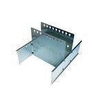 Sortimo Trennblech-Set 3F (3fach) LT 272 / 408 für LT-BOXX 272/408 , Variabel steckbar