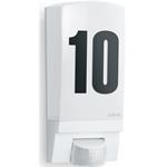 Steinel Sensorleuchte L 1 weiß Außenlampe Bewegungsmelder Sensor Lampe