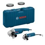 Bosch Winkelschleifer GWS 22-230 JH + 850 C Set 2