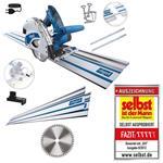 Scheppach Tauchsäge PL55/ inkl. 2 Sägeblättern