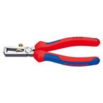 Knipex Abisolierzange poliert 11 02 160