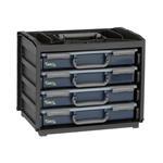 Raaco HandyBox Sortimentskoffer 55x4 je 2 Assorter 55 4x8-15 NEU