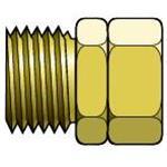 Kränzle ST30 Nippel aus Messin 13368