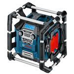 Bosch Power-Radio Baustellenradio GML 20 für 14,4 / 18 V Li-Ion Akkus