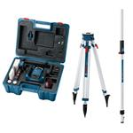 Bosch Rotationslaser GRL 400 H Set inkl. BT 170 HD