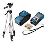 Bosch Laser-Entfernungsmesser GLM 150 + BS 150