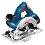 Bosch Akku-Handkreissäge GKS 18 V-LI 2x4AH/L-Boxx