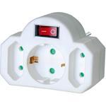 Brennenstuhl Adapterstecker Euro 2 +