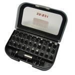 Bahco Bitsatz 31-Teilig mit Gürtelclip, 59/S31