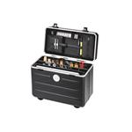 Parat Werkzeugkoffer LAPTOOL 29l Gr. XL, 29l, Aluminium, schwarz, ohne Inhalt