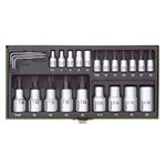 Proxxon Torx Steckschlüsselsatz 23102 24-tlg+ Box