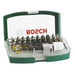 Bosch Bit Box 32-teiliges Schrauberbit-Set mit Farbcodierung 2607017063