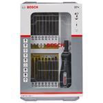 Bosch Bitsatz 37 tlg. mit Handgriff schlagfest, 50mm 2607017320